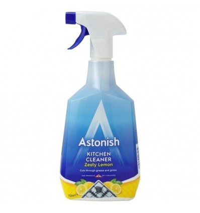 Astonish Spray do czyszczenia kuchni Astonish kitchen750 ml