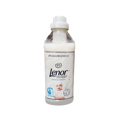 Lenor Koncentrat do tkanin Tocco Di Purez 650 ml 26 prań