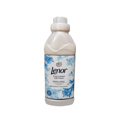 Lenor Koncentrat do tkanin Natural Marini 550 ml 22 prań