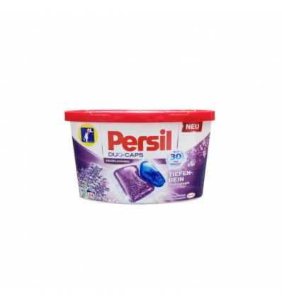 Persil kapsułki do prania Duo-Caps Color Lawenda 14 szt