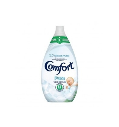 Comfort płyn do płukania 960ml Pure Sensitive 64W