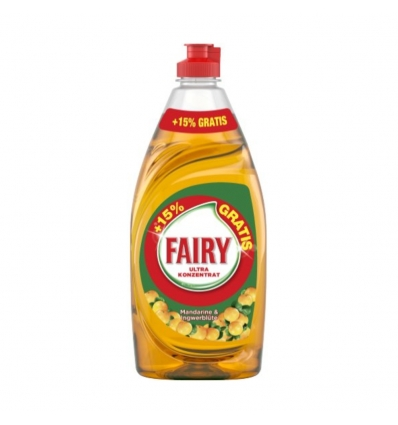 Fairy płyn do naczyń Mandarynka Imbir 520 ml