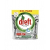 Dreft tabletki do zmywarki Platinum Original 68 szt