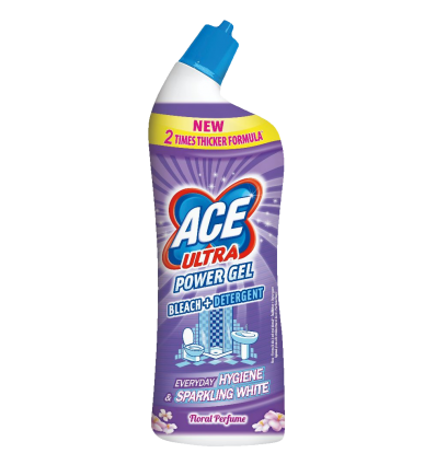 ACE Ultra WC Flowers 700ml